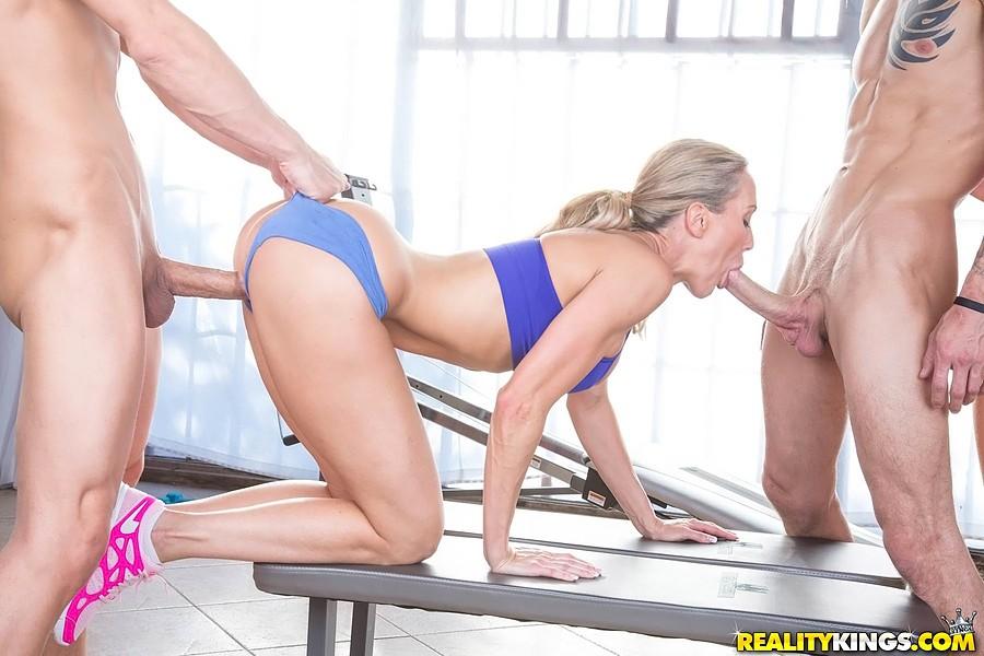 Sexy Bree Olson